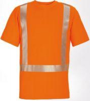 ROFA-Warn-Schutz-T-Shirt, ca. 185 g/m², leuchtorange