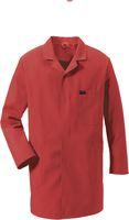ROFA-Berufs-Mantel-Kurzform, Arbeits-Kittel, Super 370, rot
