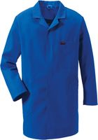 ROFA-Berufs-Mantel-Kurzform, Arbeits-Kittel, Super 370, kornblau