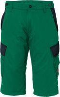 ROFA-Arbeits-Berufs-Shorts, Teamwork, ca. 295 g/m², grün-anthrazit