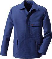 ROFA-Schweißer-Arbeits-Schutz-Berufs-Jacke Flammentin 501, hydronblau