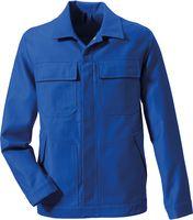 ROFA-Schweißer-Schutz-Jacke, Proban Multinormen, ca. 330 g/m², kornblau