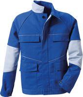 ROFA-PSA-Kleidung Proban, Schweißer-Arbeits-Schutz-Berufs-Jacke, Blouson-Jacke Image 520 - einlagig, kornblau/hellgrau