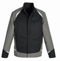 ROFA-Schweißer-Arbeits-Schutz-Berufs-Jacke, Splash, Proban, ca. 330 g/m², dunkelanthrazit-grau