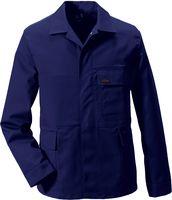 ROFA-Schweißer-Arbeits-Schutz-Berufs-Jacke, 501, marine