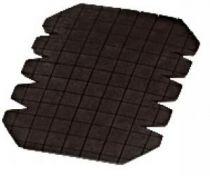 ROFA-Kniepolster, schwarz