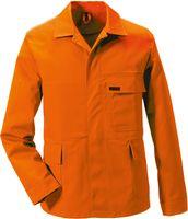 ROFA-Schweißer-Arbeits-Schutz-Berufs-Jacke, 501, orange