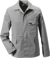 ROFA-Schweißer-Arbeits-Schutz-Berufs-Jacke, 501, grau