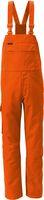 ROFA-Schweißer-Arbeits-Schutz-Berufs-Latz-Hose, 505, orange