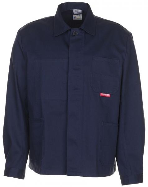 PLANAM Arbeits-Berufs-Bund-Jacke, BW 290, hydronblau