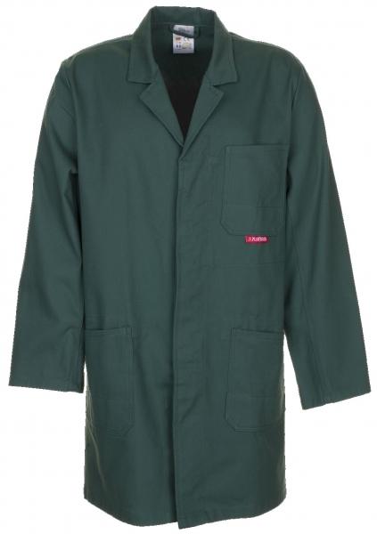 PLANAM Berufs-Mantel, Arbeits-Kittel, BW 290 mittelgrün