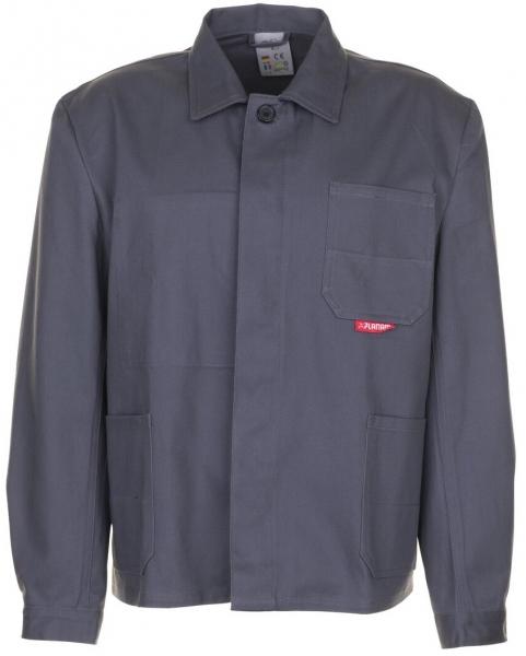 PLANAM Bundjacke, Arbeits-Berufs-Jacke, BW 290, grau