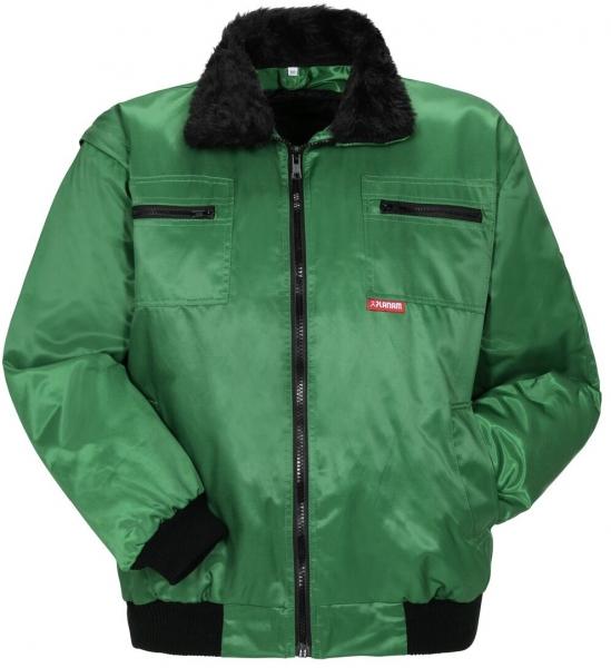 PLANAM Gletscher Comfort, Winter-Arbeits-Berufs-Jacke, grün