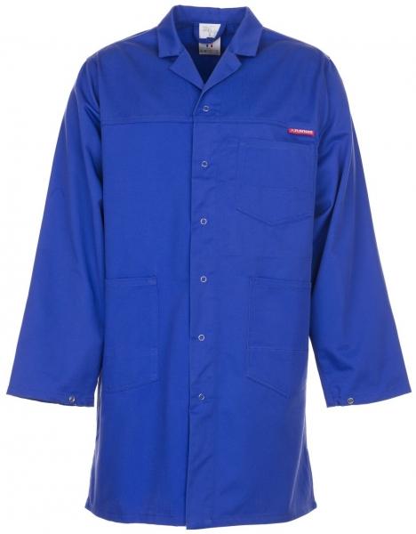 PLANAM Berufs-Mantel, Arbeits-Kittel, MG 260 kornblau