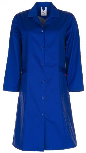 PLANAM Damen-Berufs-Mantel (1/1 Arm), Arbeits-Kittel, MG 230, kornblau