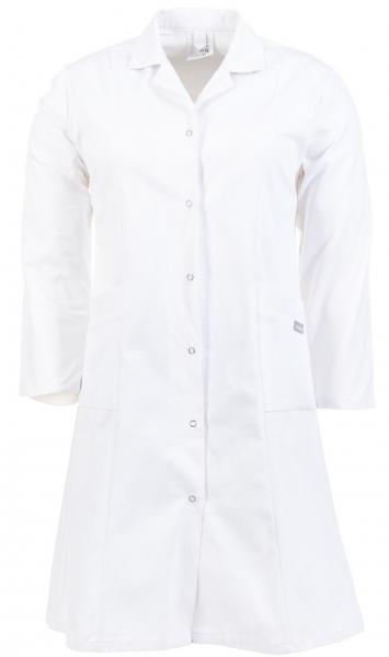 PLANAM Damen-Berufs-Mantel (1/1 Arm), Arbeits-Kittel, BW 230, weiß