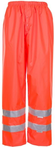 PLANAM Regen-Hose uni, Warn-Schutz-Bekleidung, orange