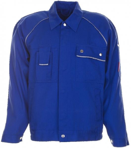 PLANAM Arbeits-Berufs-Bund-Jacke, CANVAS 320,  kornblau/kornblau