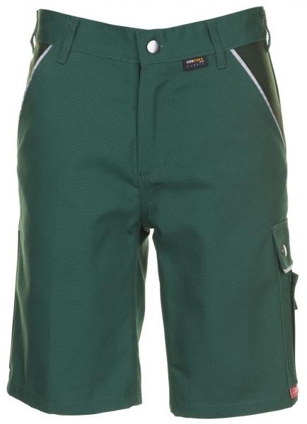 PLANAM Arbeits-Berufs-Shorts, CANVAS 320 g/m², grün/grün