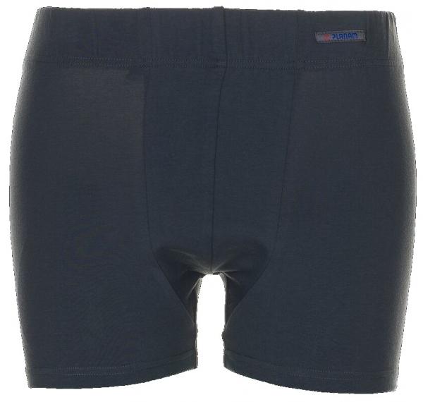PLANAM Shorts, kurz, Funktions-Unterwäsche, grau