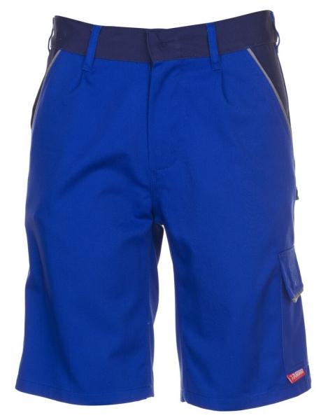 PLANAM Arbeits-Berufs-Shorts, HIGHLINE, 245 g/m², kornblau/marine/zink
