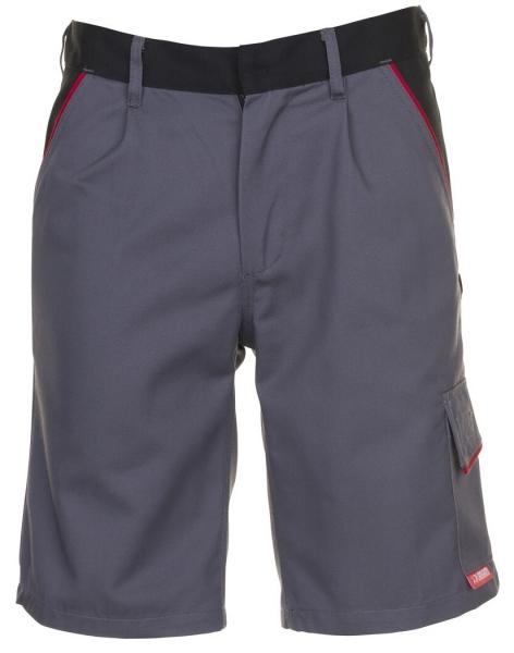 PLANAM Arbeits-Berufs-Shorts, HIGHLINE, 285 g/m², schiefer/schwarz/rot