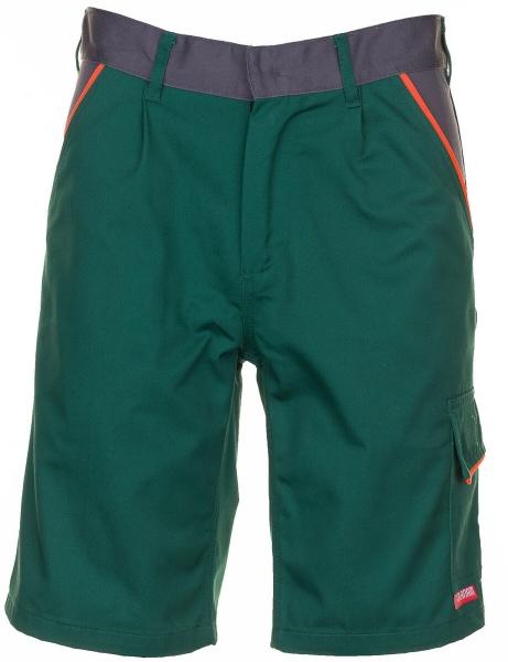 PLANAM Arbeits-Berufs-Shorts, 285 g/m², grün/orange/schiefer