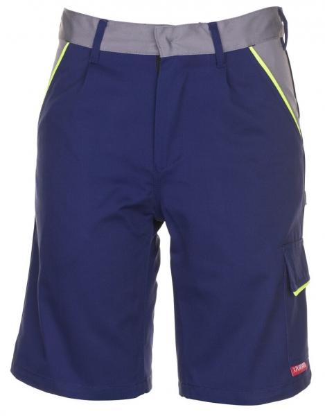 PLANAM Arbeits-Berufs-Shorts, VISLINE, 285 g/m², marine/gelb/zink