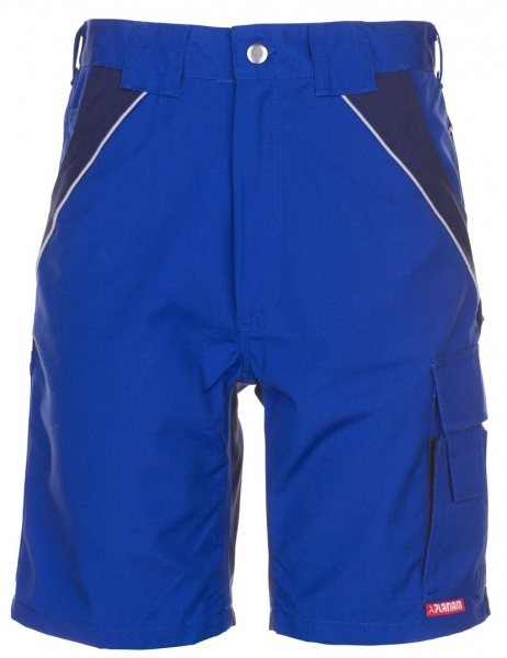 PLANAM Arbeits-Berufs-Shorts, PLALINE, 280 g/m², kornblau/marine