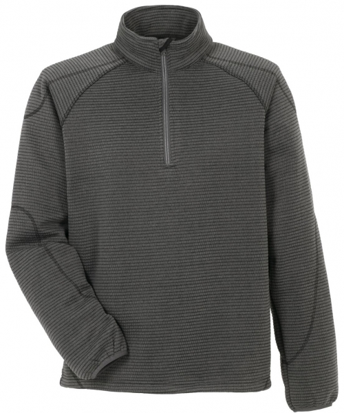 PLANAM-Pullover, Cozy, Outdoor, schiefer