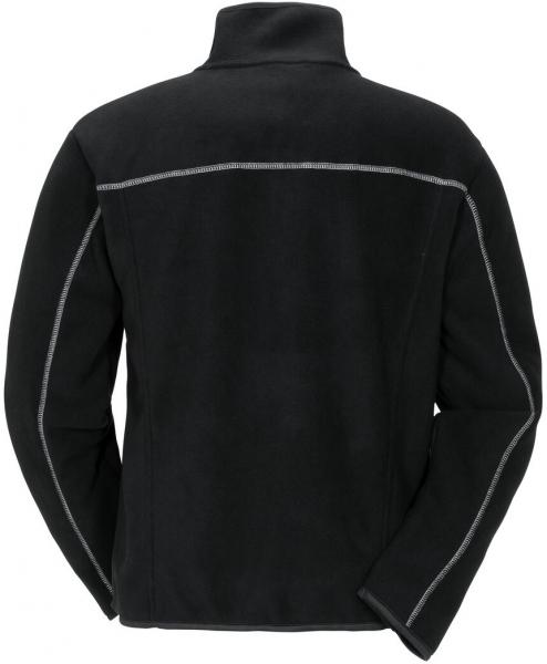 PLANAM-Winter-Fleece-Arbeits-Berufs-Jacke, Inuit, schwarz