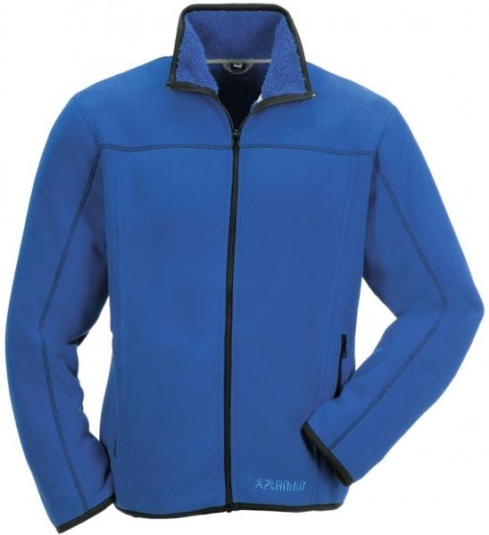 PLANAM-Winter-Fleece-Arbeits-Berufs-Jacke, Inuit, kornblau