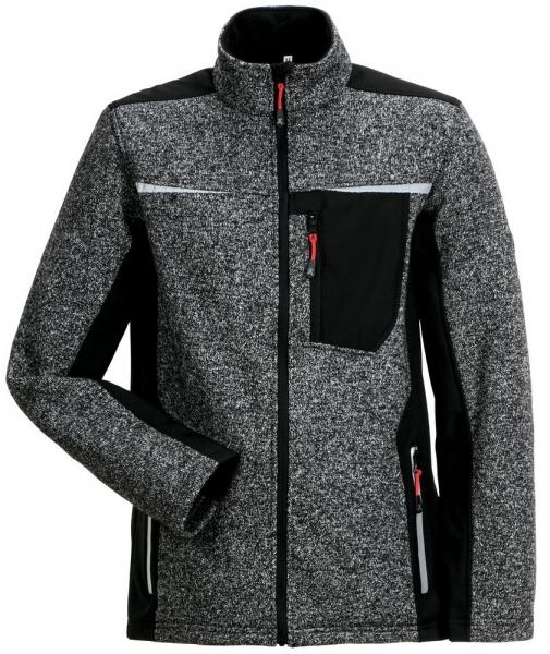 PLANAM-Winter-Wetter-Arbeits-Berufs-Jacke, Iron, schwarz