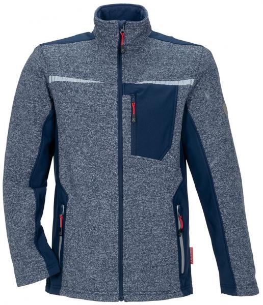 PLANAM-Winter-Wetter-Arbeits-Berufs-Jacke, Iron, marine