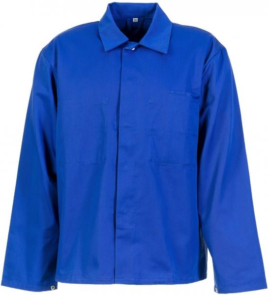 PLANAM Herren Jacke Food-Bekleidung, HACCP-Hygiene-Arbeits-Berufs-Bekleidung,  kornblau