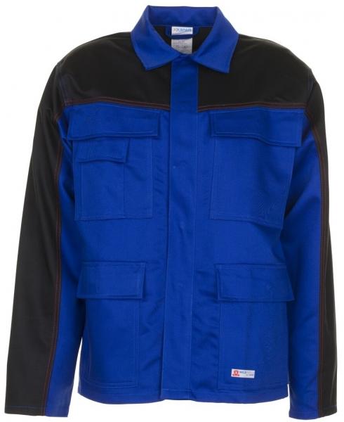 PLANAM Arbeits-Berufs-Bund-Jacke, Weld Shield, MG 365, kornblau/schwarz