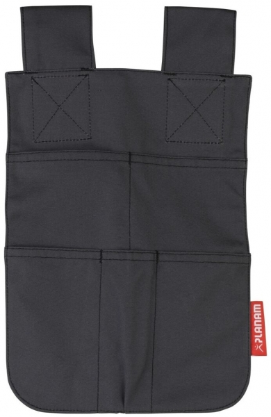 PLANAM-Werkzeugtasche, 280 g/m², schiefer