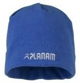 PLANAM Winter-Fleece Mütze, kornblau