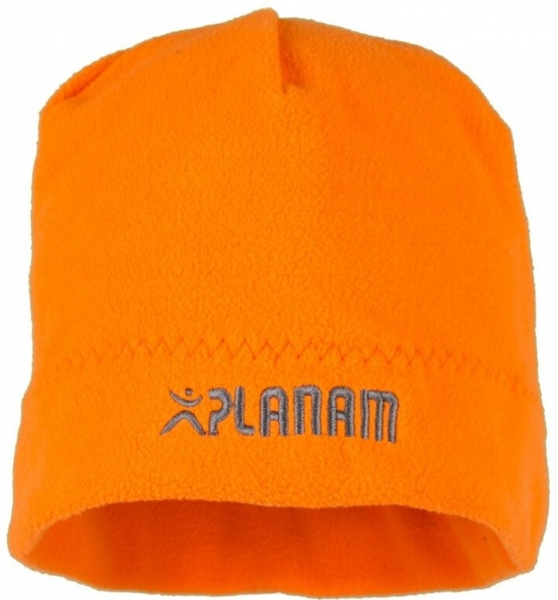 PLANAM Winter-Fleece-Mütze, orange