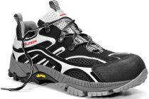 ELTEN-S1-Sicherheits-Arbeits-Berufs-Schuhe, Halbschuhe, RACER, schwarz