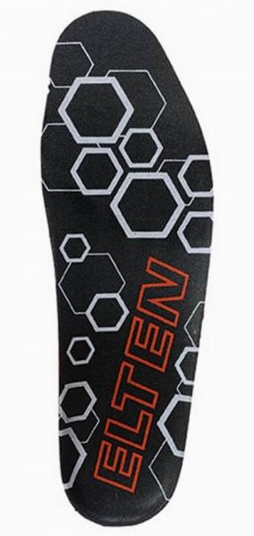 ELTEN-Einlegesohle, ESD Sportive black Sole, schwarz