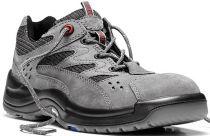 ELTEN-S1-Sicherheits-Arbeits-Berufs-Schuhe, Halbschuhe, JAN GREY, Fußtyp 1, breite Füße, dunkelgrau