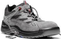 ELTEN-S1-Sicherheits-Arbeits-Berufs-Schuhe, Halbschuhe, JAN GREY, Fußtyp 2, normale Fußweite, dunkelgrau