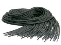 ELTEN-SCHNÜRSENKEL, 150 cm, schwarz, VE: 50 Paar