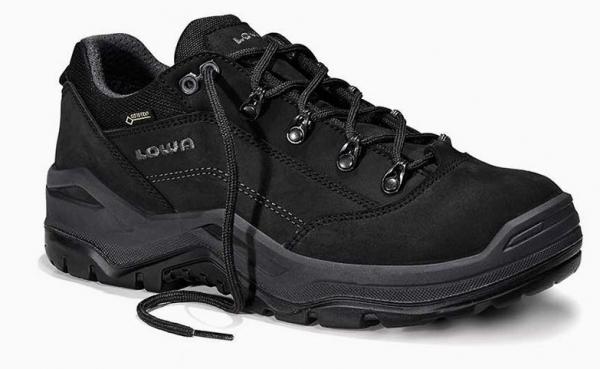 ELTEN-LOWA-S3-Sicherheitsschuhe, RENEGADE WORK GTX black Low, schwarz