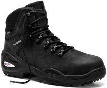 ELTEN-LOWA-S3-CI-Winter-Sicherheits-Arbeits-Berufs-Schuhe, Hochschuhe, PHANTOM WORK GTX MID, CI, schwarz