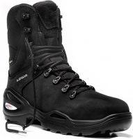 ELTEN-LOWA-S3-CI-Winter-Sicherheits-Arbeits-Berufs-Schuhe, Schnürstiefel, PHANTOM WORK GTX HIGH, CI, schwarz