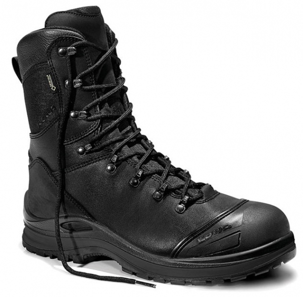 ELTEN-LOWA-S3-Sicherheitsschuhe, SEEKER WORK PRO GTX high, schwarz/grau
