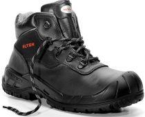 ELTEN-S3-Schnürstiefel, Sicherheits-Arbeits-Berufs-Schuhe, Hochschuhe, LUTZ, schwarz