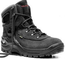 ELTEN-S3-Schnürstiefel, Sicherheits-Arbeits-Berufs-Schuhe, Hochschuhe, FUSION, schwarz